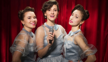 Музыкант недели: Backstage Girls Band